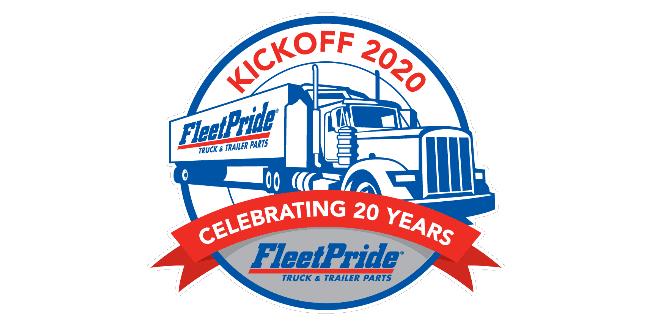 FleetPride 2020 logo