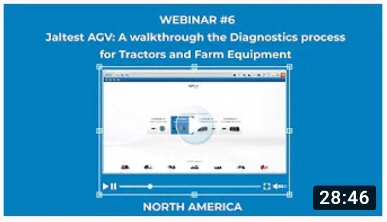 Webinar 8 Jaltest AGV Case Study John Deere 6R Series