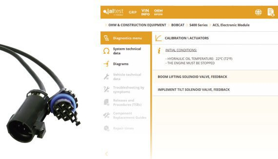 Cojali New on Regaining Control
