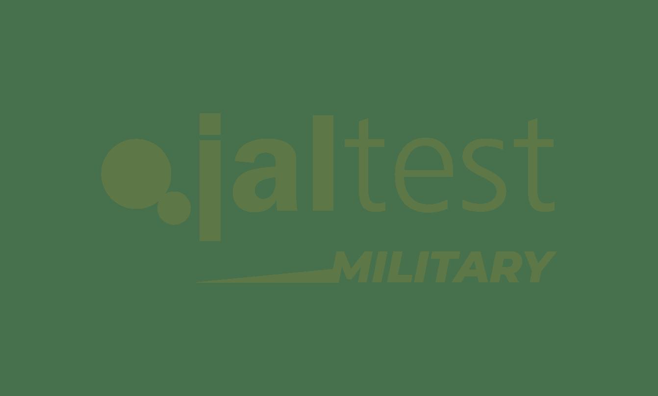 Jaltest Military Logo
