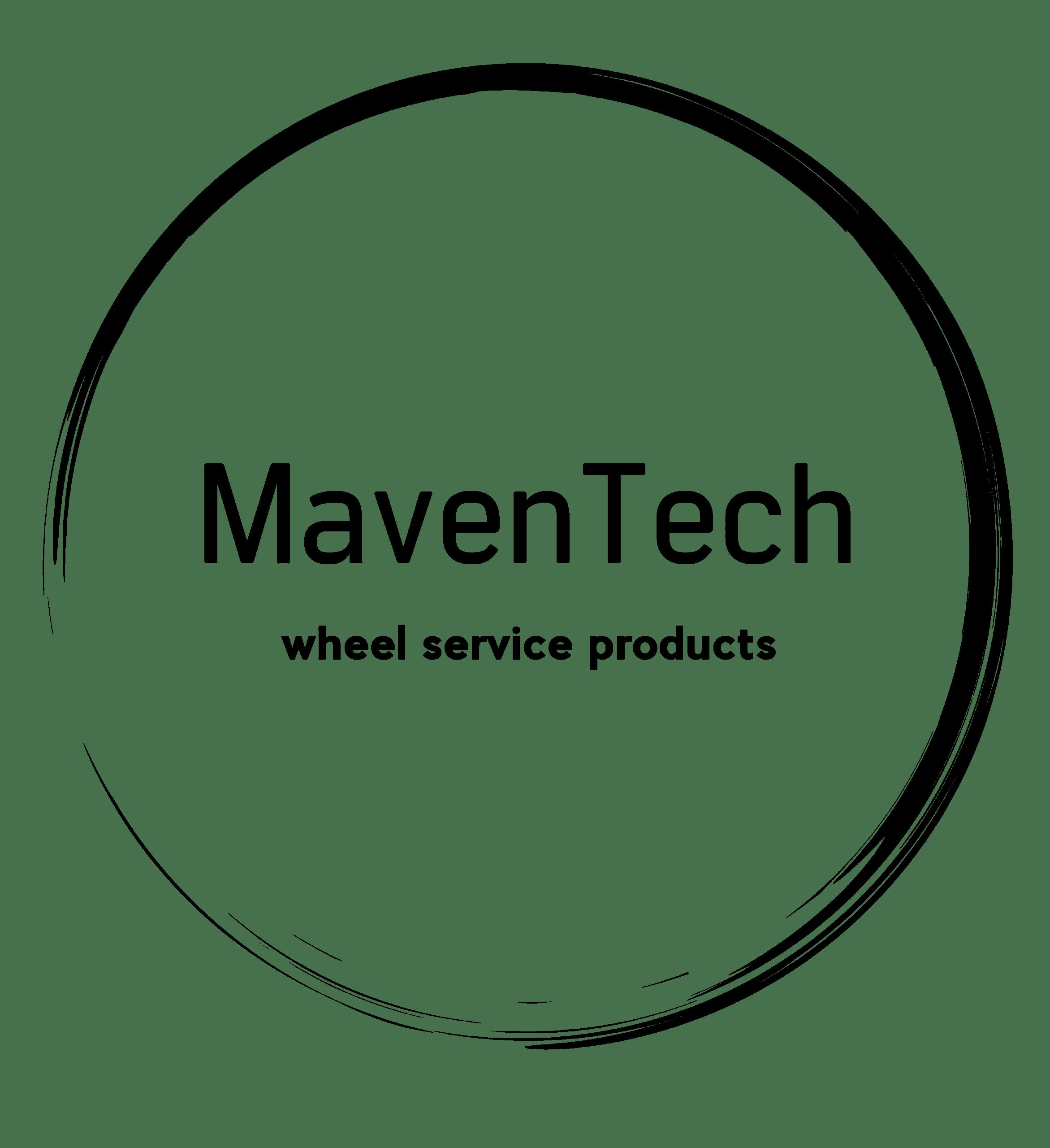 MavenTech Wheel Service Products logo